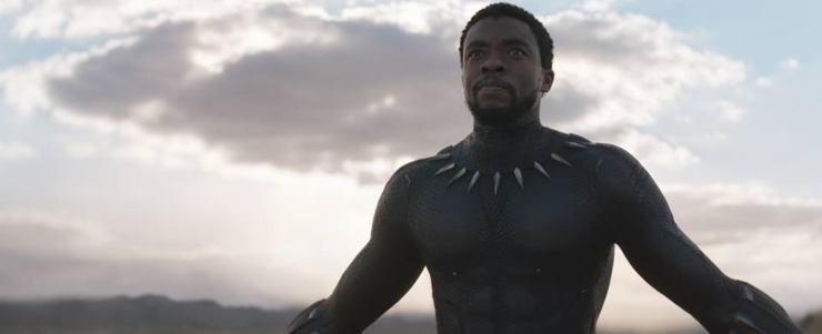 Black Panther Actor Chadwick Boseman Dies Aged 43