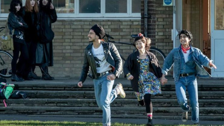 Bruce Springsteen Inspires Blinded By The Light Watch UK Trailer