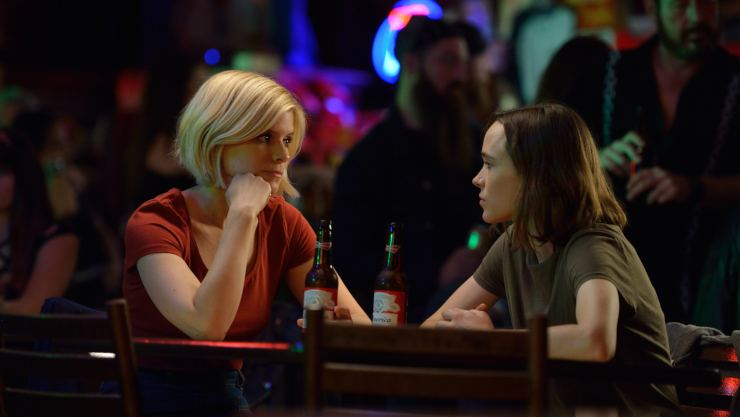 My Days Of Mercy Starring Ellen Page & Kate Mara Gets UK Trailer