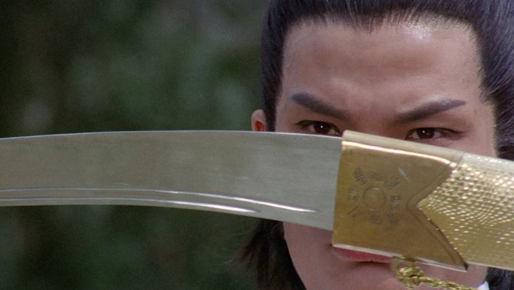 Win Last Hurrah For Chivalry& Hand Of Death: Two Films By John Woo On Blu-Ray