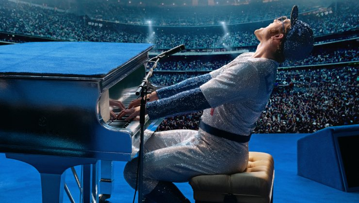Sir Elton John Rocketman In The Movies