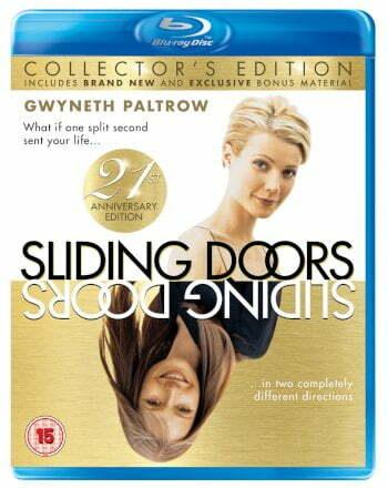 Win Sliding Doors Anniversary Blu Ray Edition The People