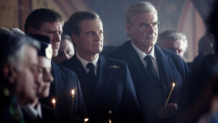 Watch UK Trailer For submarine thriller Kursk: The Last Mission Starring Colin Firth