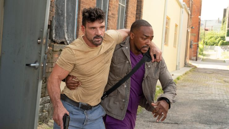 In Netflix's Point Blank Trailer Anthony Mackie And Frank Grillo