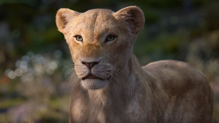 Nala Speaks To The True King In New The Lion King TV Spots