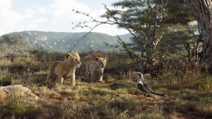 Feel The Love In New The Lion King TV Spot
