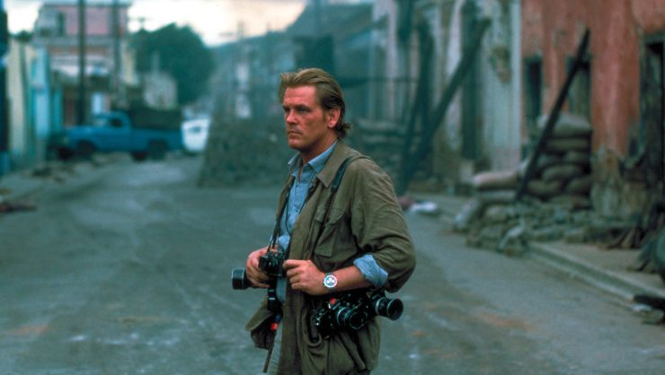 Win Eureka Classics Under Fire On Blu-Ray Starring Nick Nolte