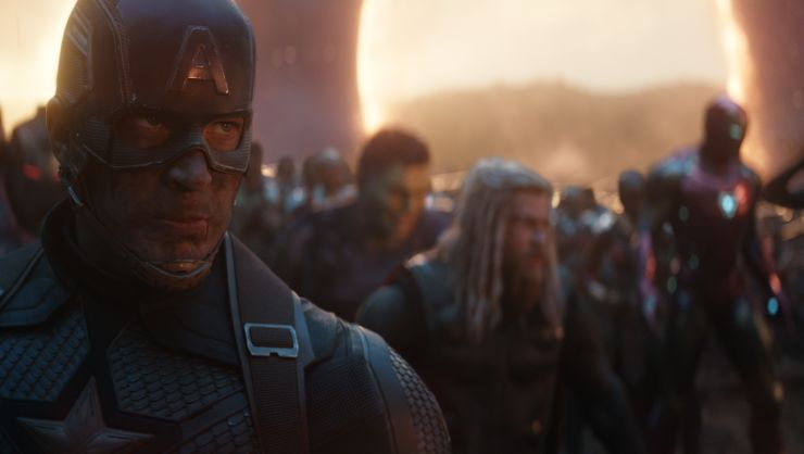 Bring Home Avengers Endgame On Blu-Ray