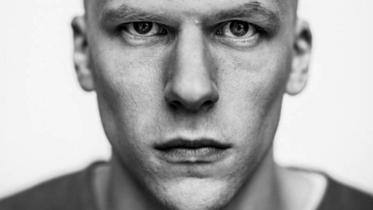 Jesse Eisenberg Learns Justice League Part Two Not Happening