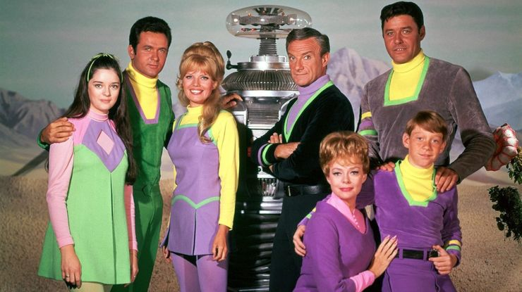 Lost In Space, Then And Now