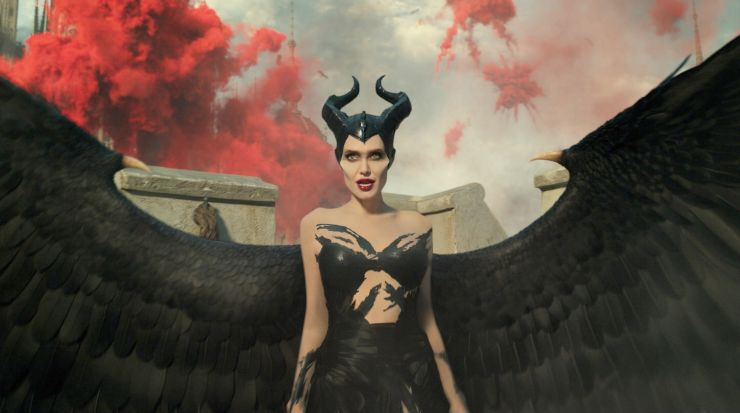 Maleficent: Mistress of Evil reigns at Number  1 At Official Film Film Chart