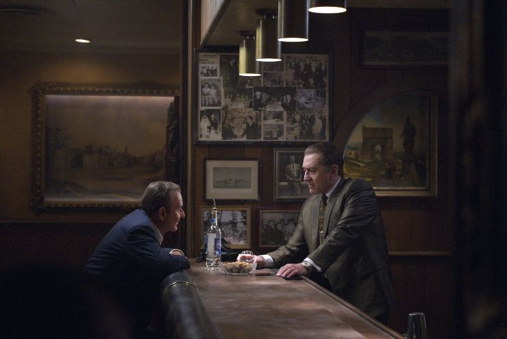 Old School Mob Thriller With The Irishman First Trailer