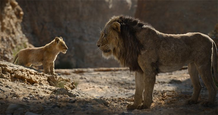 Hakuna Matata! Watch New Clips For The Lion King!