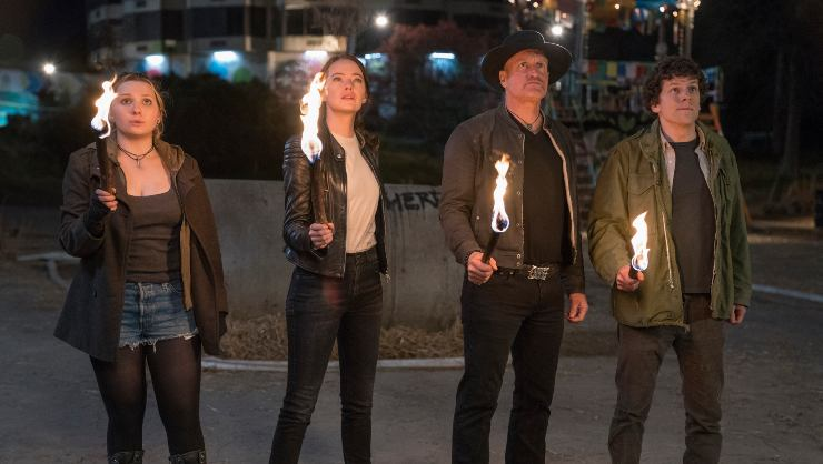 'Nut Up Or Shut Up' In Zombieland: Double Tap First Trailer