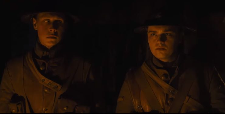 Watch The Epic Trailer For Sam Mendes 1917 First World War One Film