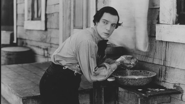 Win Masters Of Cinema BUSTER KEATON: 3 FILMS On Blu-Ray