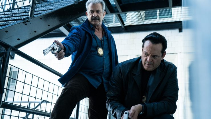 Film Review -Dragged Across Concrete (2018)