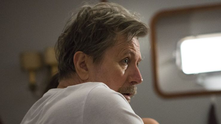 In Mary Trailer Gary Oldman And Emily Mortimer In Nautical Hell