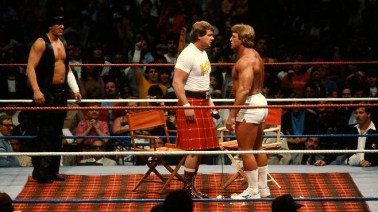 Win Getting Rowdy: The Unreleased Matches of Roddy Piper On DVD