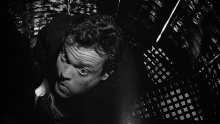Win A The Third Man 7Oth Anniversary Poster And British Film CLASSICS Blu-Ray Bundle