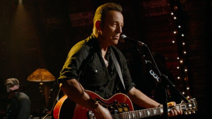 Watch The Trailer For Bruce Springsteen's Western Stars