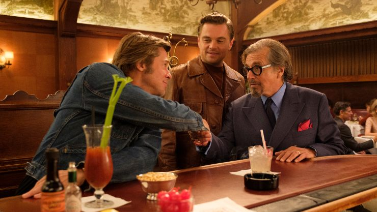 Once Upon A Time… In Hollywood  Tops The Official Film Chart