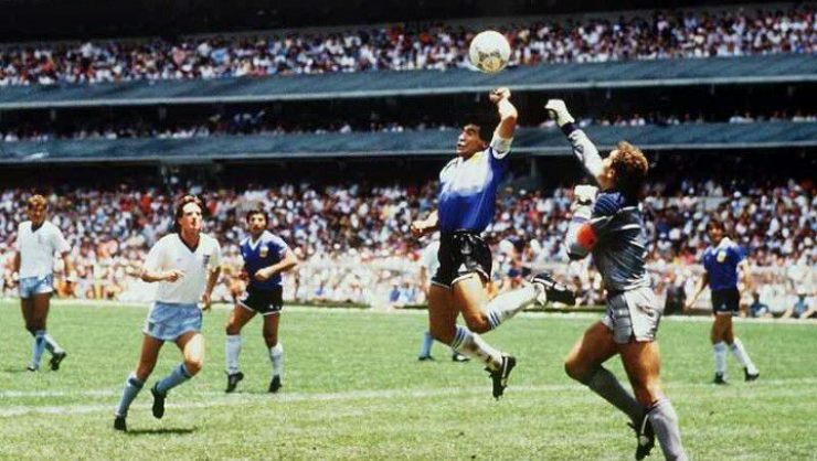 Diego Maradona Documentary Getting November Home Release