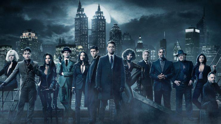 DVD Review – Gotham Season 5 (2019)