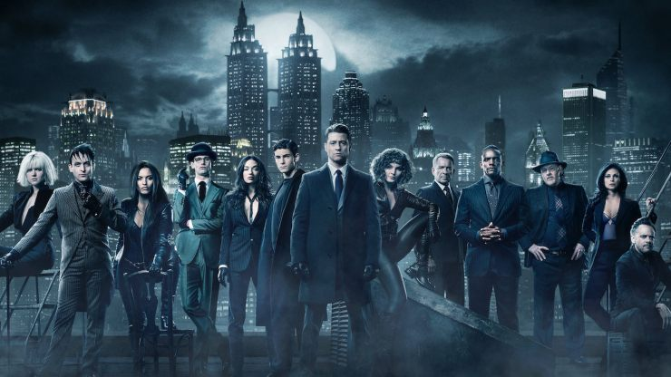 DVD Review – Gotham Season 5 (2019)