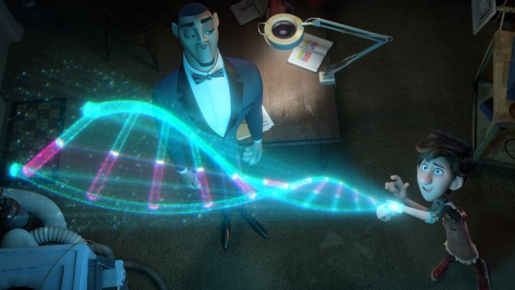 Third Trailer For Spies In Disguise…Catch That Pigeon!