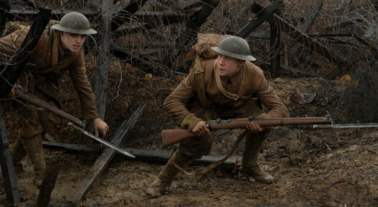 1917 Will Be 'Walking Home For Christmas' With Walking Wounded Charity