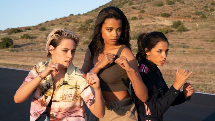 Win Charlie's Angels On Blu-Ray