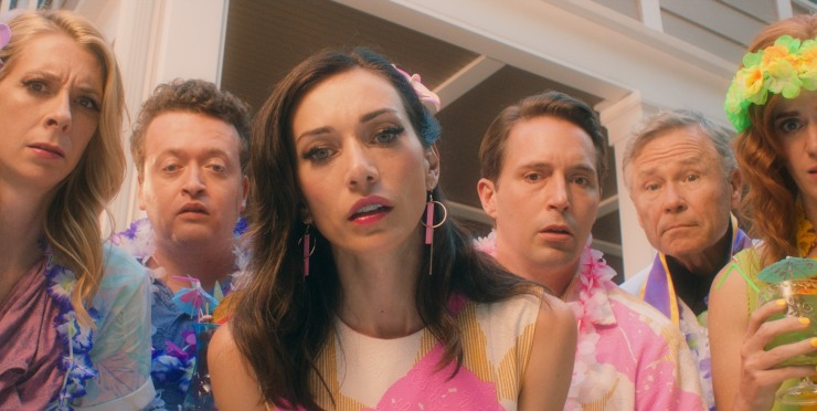 Greener Grass UK Trailer Takes You To The Weirdest Place On Earth