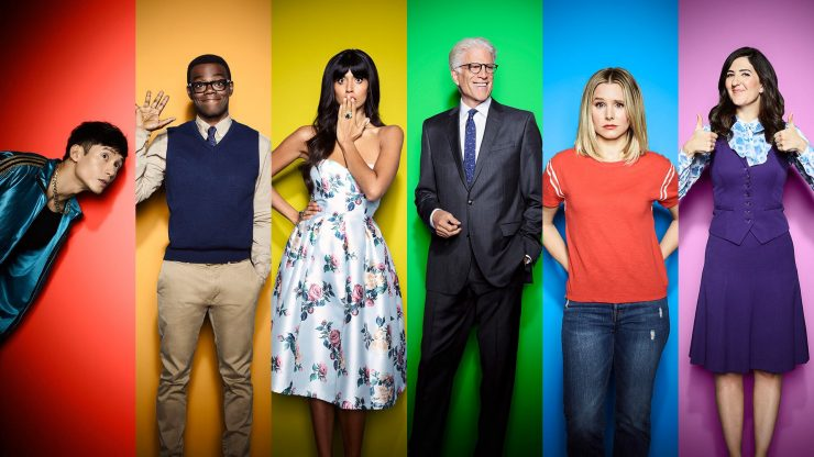 Netflix Review – The Good Place Season 4 (2019)