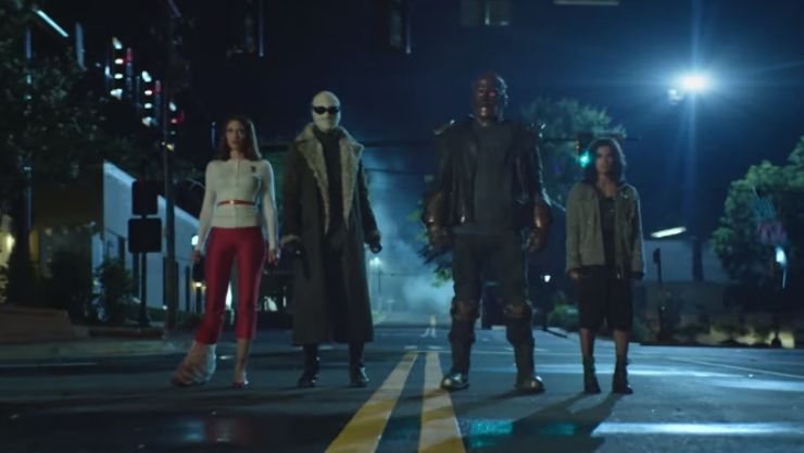 Starzplay Win Rights To Show DC Universe Doom Patrol in UK