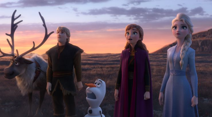 Film Review – Frozen 2 (2019)