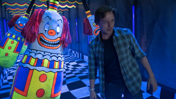 IT: Chapter Two 'It All Ends'  With January Home Release