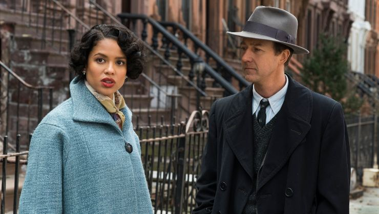 New Motherless Brooklyn Featurette Looks At Film's Timely Story