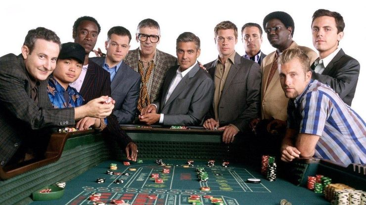 Top five poker scenes From The Movies