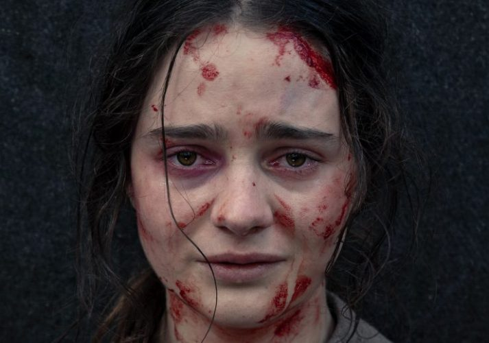 Actors Aisling Franciosi and Sam Claflin on the demands of making The Nightingale
