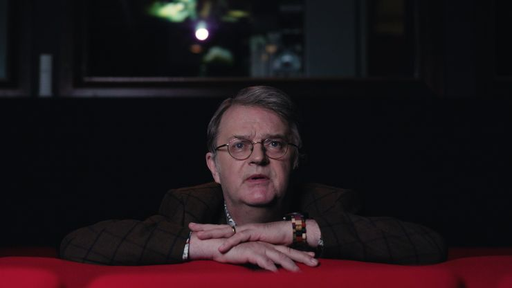 Paul Merton Unveils BFI'Top 10 Most Watched Films You've Never Heard Off'