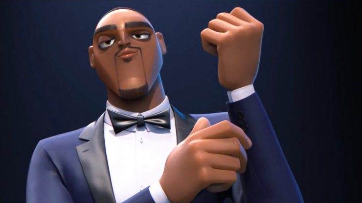 Film Review – Spies In Disguise (2019)