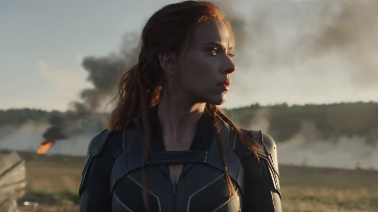 Black Widow 'Special Look' Trailer Gives Better Look At The Film's Villain