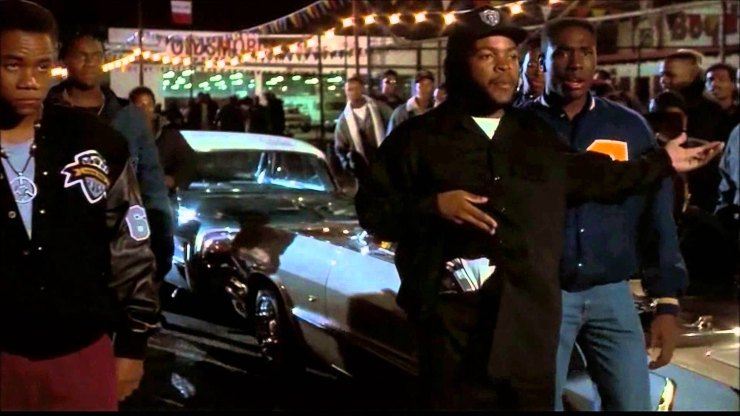 The Landmark Boyz N The Hood Getting 4K UHD Release