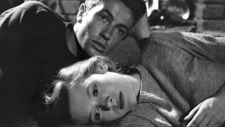 Landmark Russian, Nicholas Ray Noir Make Up Criterion Collection April UK Slate