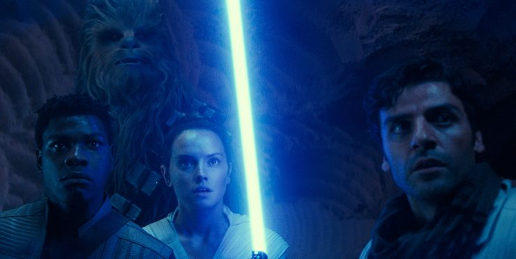 The 'Force' Coming Home Star Wars: The Rise Of Skywalker In April