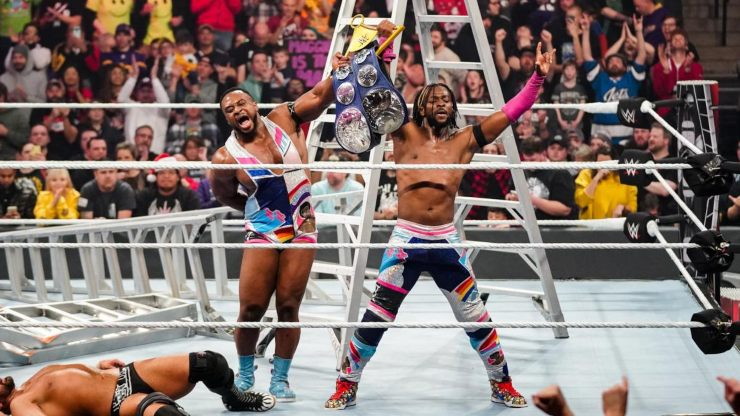 Win WWE TLC: Tables/Ladders/Chairs 2019 On DVD