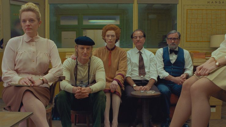 Wes Anderson's The French Dispatch First Trailer Has Been 'Dispatched'