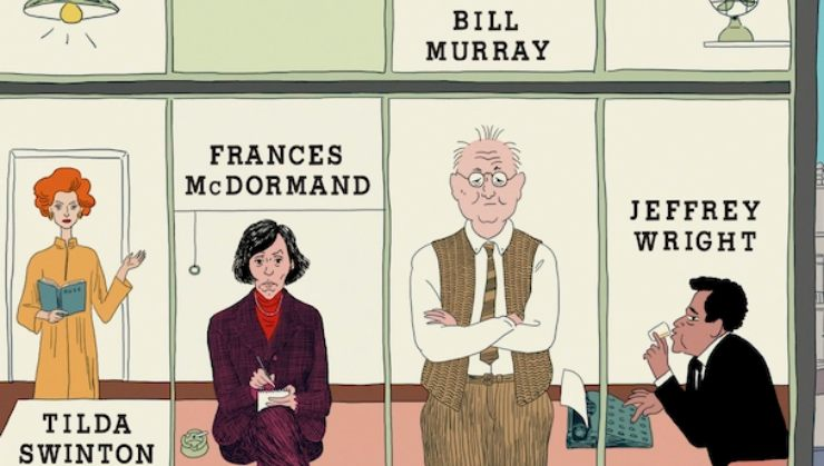 Wes Anderson's The French Dispatch Unveils First Poster