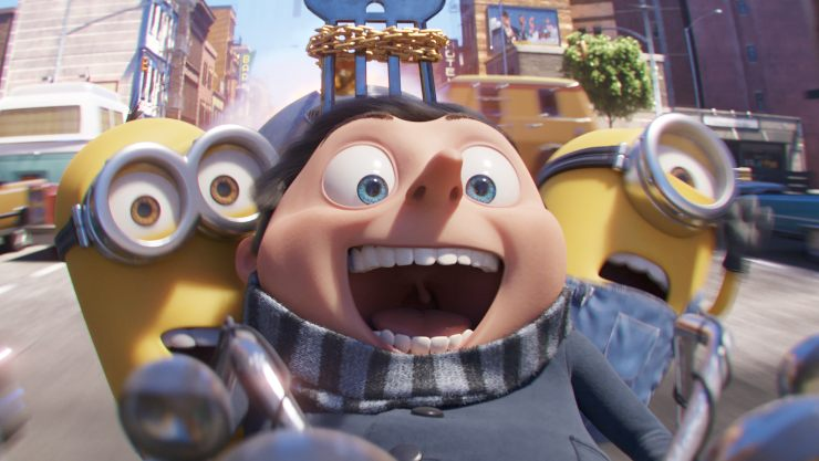 Meet The Vicious 6 In Minions 2 : Rise Of Gru First Trailer
